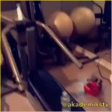 Soulja Boy training for boxing match