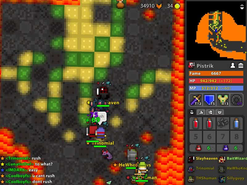 ROTMG: Priest, but how? GIFs
