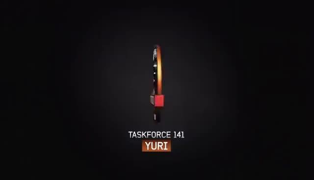 TaskForce141, Yuri, Task Force 141 MW3 GIFs