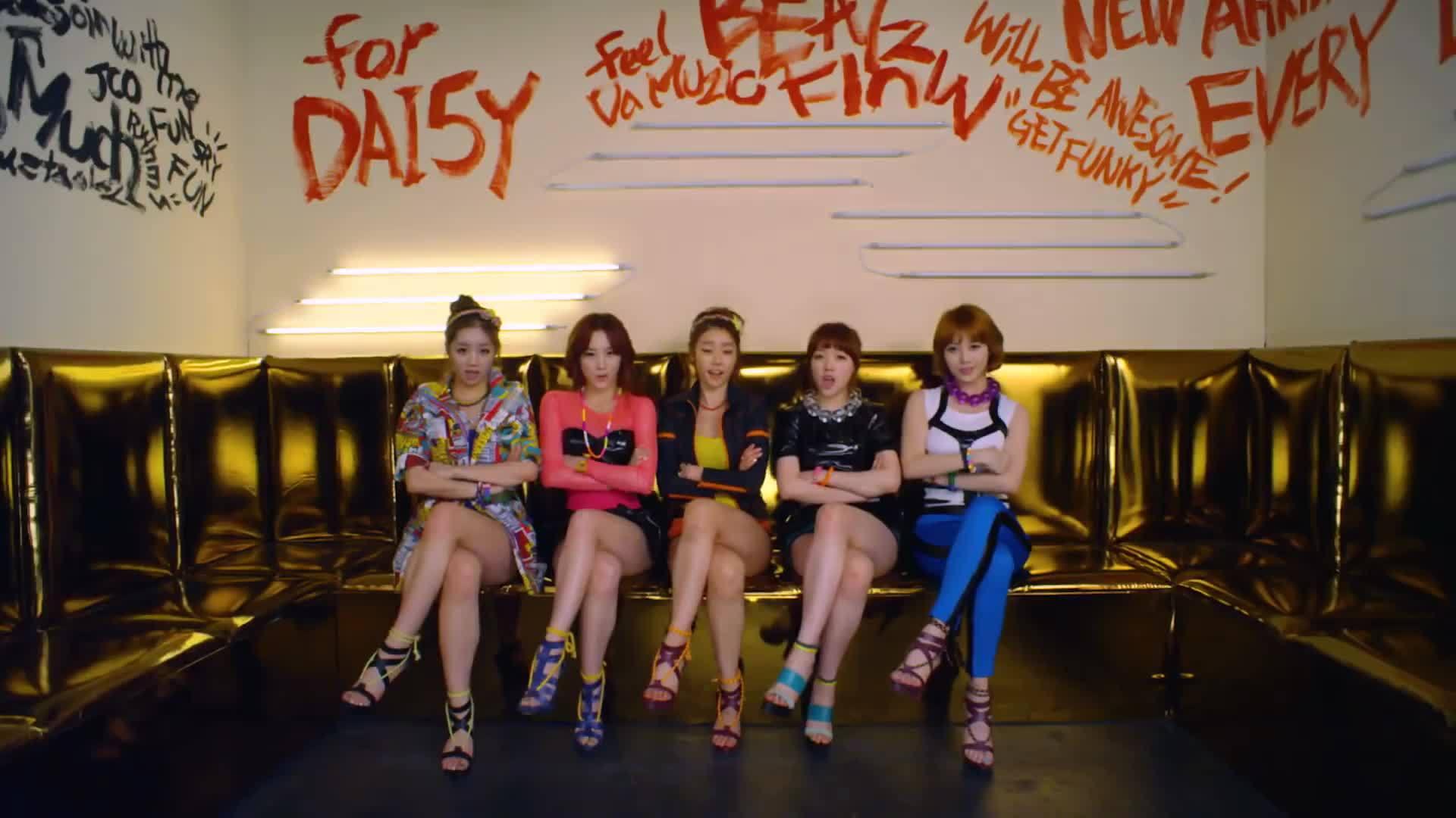 girl'sday, kpopgfys, ohmygod, GIRL'S DAY - OH! MY GOD(오마이갓) M/V GIFs