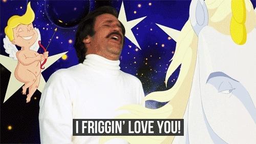 anchorman, i love you, I friggin' love you GIFs