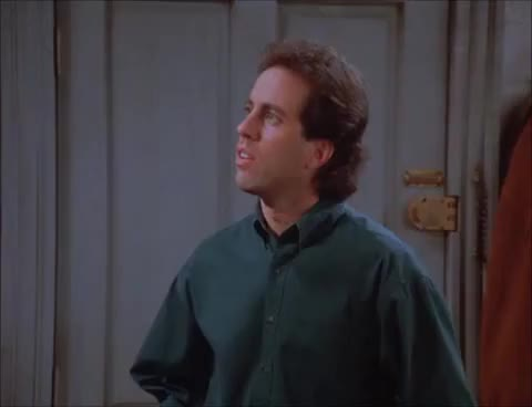 Watch and share Jerry Seinfeld GIFs and Kramer GIFs on Gfycat