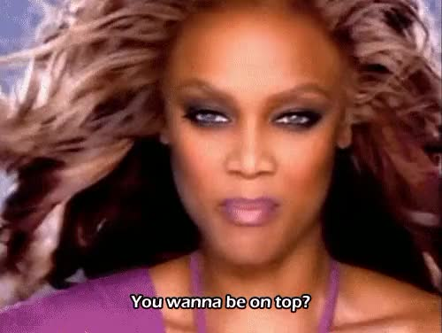 Watch and share So, Ultimately, Who Will Be On Top? Hopefully All Of Them, Tyra… Hopefully All Of Them… | The Studs Of ANTM Cycle 22 Are Some Of The Sexiest Yet GIFs on Gfycat
