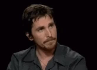 Watch this GIF on Gfycat. Discover more christian bale GIFs on Gfycat