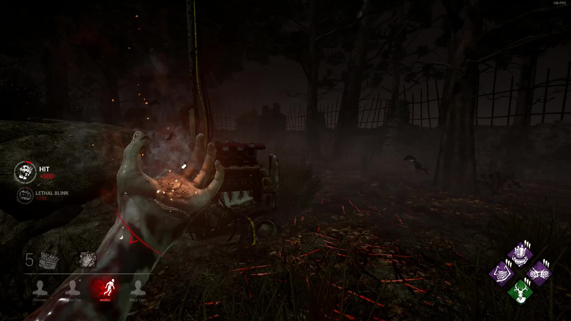 deadbydaylight, Dead by Daylight 2018.09.09 - GIFs
