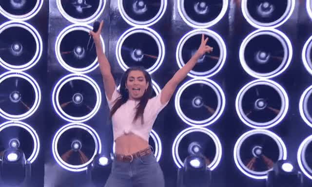 Watch this success GIF by GIF Queen (@ioanna) on Gfycat. Discover more a, battle, celebrate, confident, entrance, excited, hey, like, lip, party, preace, pro, sync, victory GIFs on Gfycat