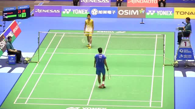 Watch and share Awesome Badminton Play GIFs on Gfycat