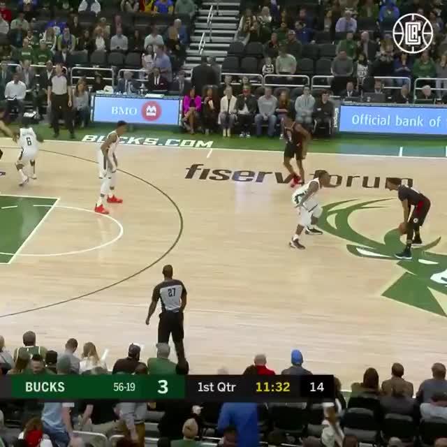 Watch and share Milwaukee Bucks GIFs and Basketball GIFs on Gfycat