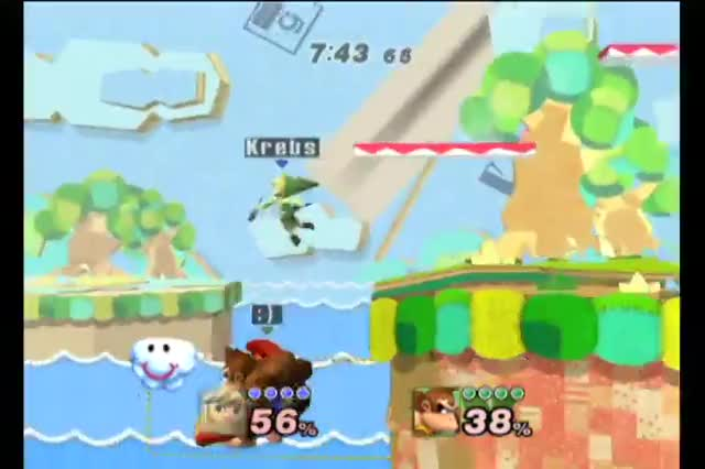 Watch and share Smash Bros GIFs and Project M GIFs by SU | Krebs on Gfycat