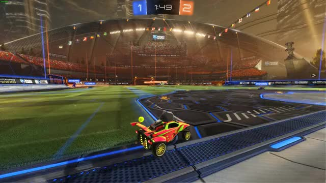 Watch and share Rocket League GIFs and Redirect GIFs by roondibs on Gfycat