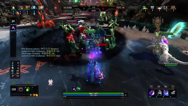 Watch Sense of impending doom... GIF by Xbox DVR (@xboxdvr) on Gfycat. Discover more SMITE, SilvaFange, xbox, xbox dvr, xbox one GIFs on Gfycat