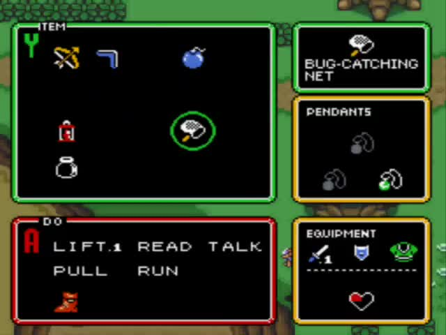 Lets Play The Legend Of Zelda A Link To The Past 08 BUG NET