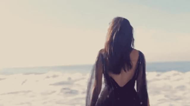 Watch this beach GIF by GIF Queen (@ioanna) on Gfycat. Discover more around, beach, bloodpop, capital, celebrate, dress, excited, god, hailee, happy, letters, my, nature, oh, omg, smile, steinfeld, surprise, turn GIFs on Gfycat