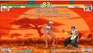 Watch and share Street Fighter E Honda GIFs on Gfycat