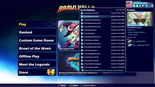 Watch Brawlhalla Clip GIF on Gfycat. Discover more Dytom, Entertainment GIFs on Gfycat
