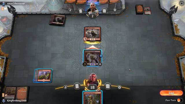 Watch From the Top GIF by KingNothing2000 (@kingnothing2000) on Gfycat. Discover more Gaming, MTG Arena, Magic: The Gathering, Magic: The Gathering Arena, kingnothing2000 GIFs on Gfycat