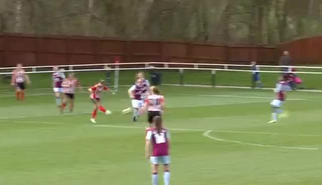 SSE Women's Cup: SAFC 3 - 2 Aston Villa Ladies Highlights GIFs