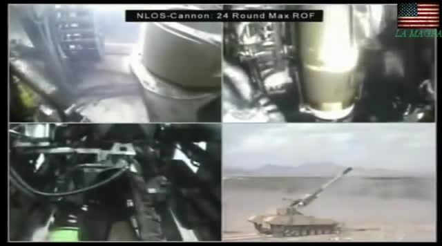 howiter, nlos-c, xm1203, (FCS) NLOS-C *** Американская боевая система будущего» (FCS) GIFs