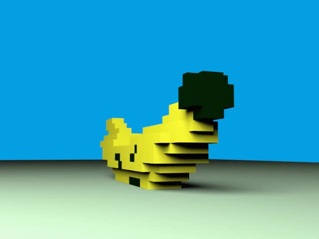 Watch tHEmETA GIF by @usagigraphics on Gfycat. Discover more bananna, broom, meta, ocean, simulation GIFs on Gfycat