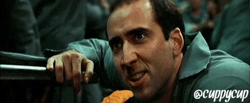 Watch chicken strip GIF on Gfycat. Discover more Nicolas Cage GIFs on Gfycat