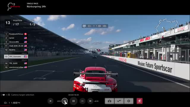 Watch and share Gran Turismo®SPORT 20191103235719 GIFs by granadier on Gfycat