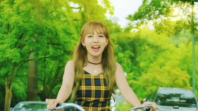 Watch Cutie Likey Nayeon on a bike GIF by Ahrigato (@ahrigato500) on Gfycat. Discover more Likey Japanese version GIFs on Gfycat