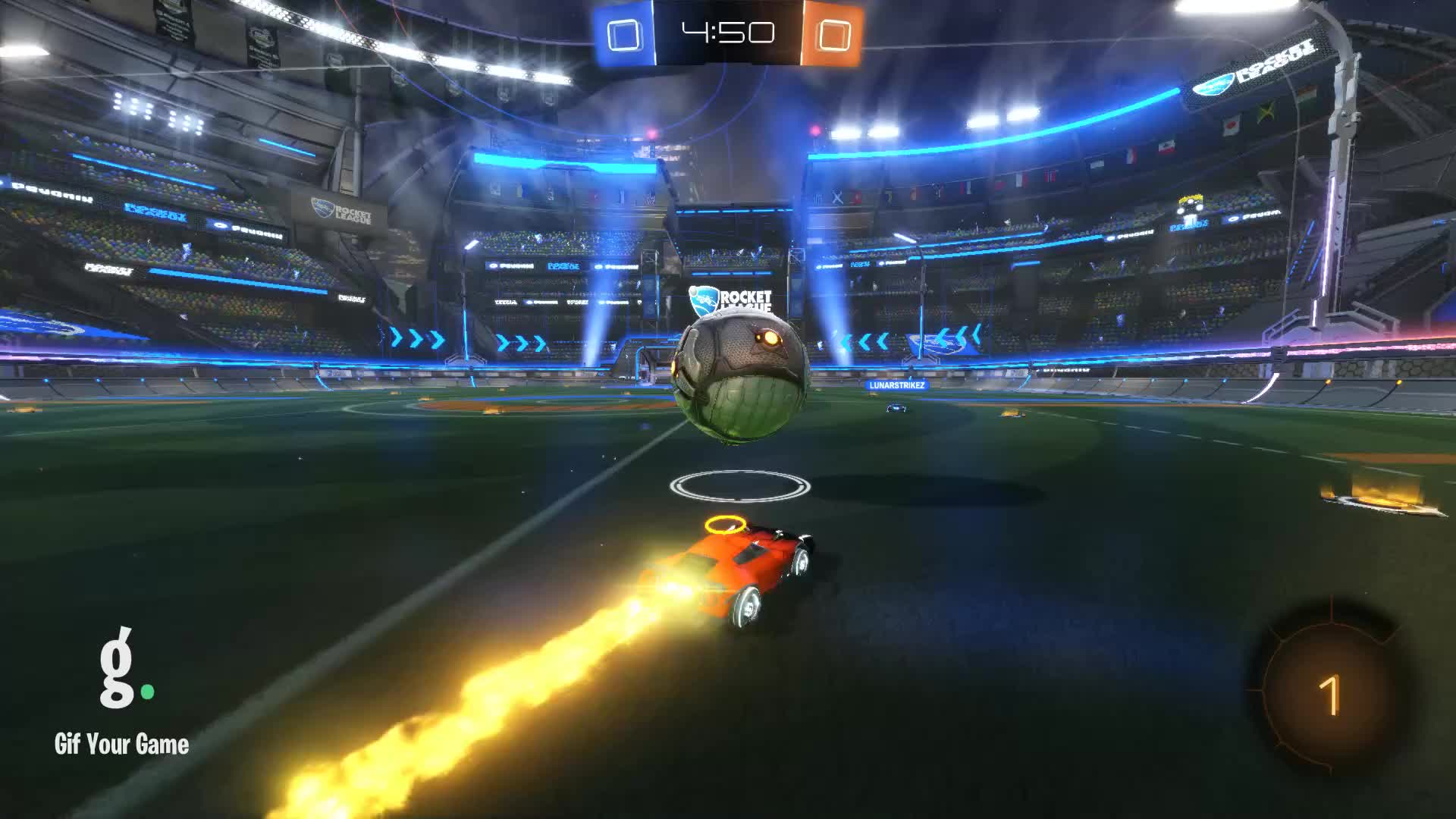 Fletcher5051, Gif Your Game, GifYourGame, Goal, Rocket League, RocketLeague, Goal 1: Fletcher5051 GIFs