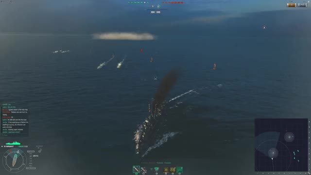 Watch Destroyer dogfight GIF by @guruth on Gfycat. Discover more World of Warships, worldofwarships GIFs on Gfycat