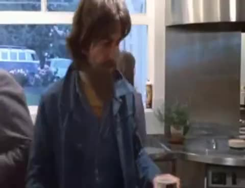 George Harrison, The Hungry Hungry Ex-Beatle2 GIFs