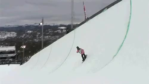 Watch and share Chloe Kim GIFs and Snowboard GIFs on Gfycat
