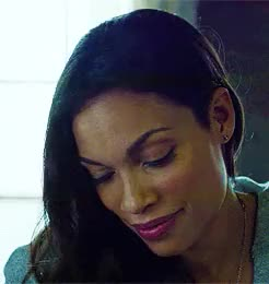 Watch and share Rosario Dawson GIFs on Gfycat