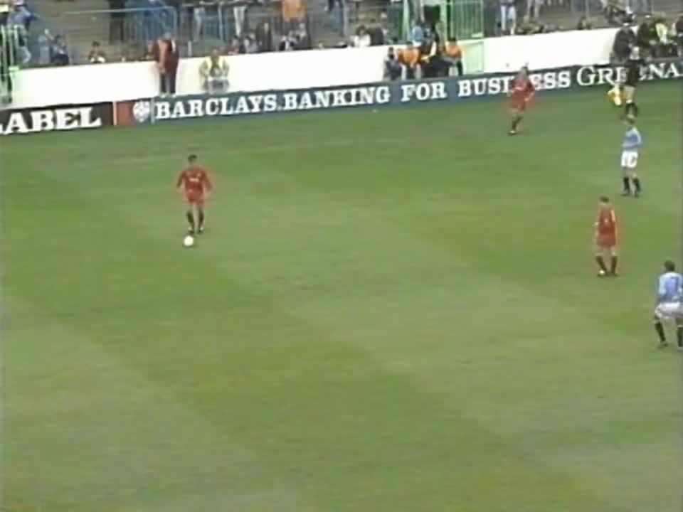 man, manchester, mcfc, [91/92] Manchester City v Oldham, Sep 28th 1991 GIFs