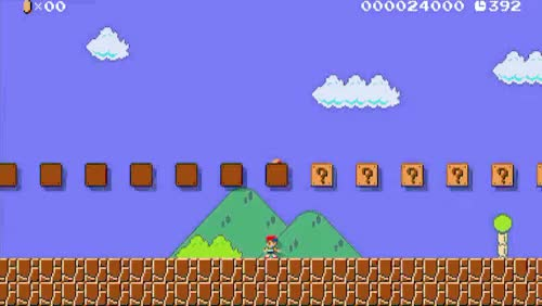 Ness in Super Mario Maker (X) GIF | Find, Make & Share