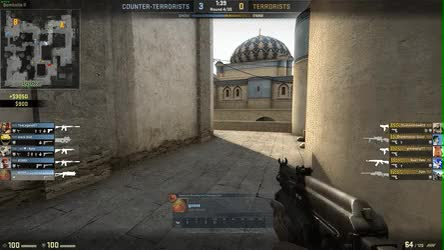 Watch and share I'm Silver And This Is The Highlight Of My Csgo Career • R/GlobalOffensive GIFs on Gfycat