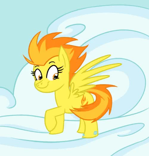 Watch Random spitfire cause spitfire is bea ok GIF on Gfycat. Discover more bea, cute, mlp, ok, pony, sfw, spitfire GIFs on Gfycat
