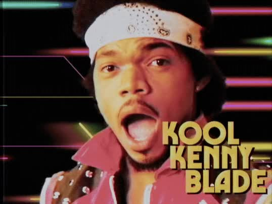 Watch this chance the rapper GIF by The GIF Smith (@sannahparker) on Gfycat. Discover more chance the rapper, kool kenny blade, rap history, saturday night live, snl, soul crush crew GIFs on Gfycat