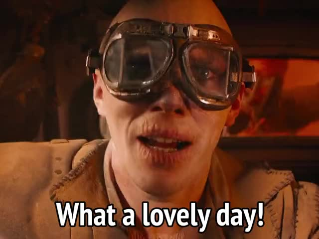 Watch and share Mad Max Fury Road GIFs and Nicholas Hoult GIFs by MikeyMo on Gfycat