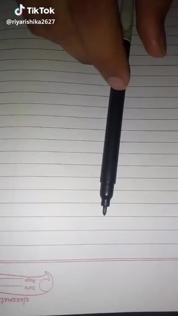 Drawing 3 Dart Art Star Foryou Foryoupage