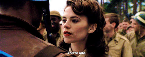 late, Late GIFs
