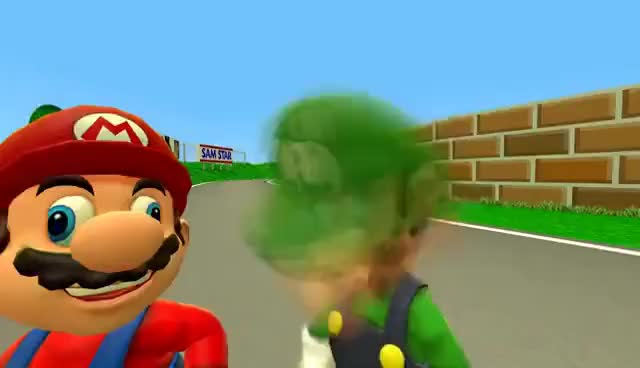 Watch and share Hotel Mario Intro Gmod Edition GIFs on Gfycat