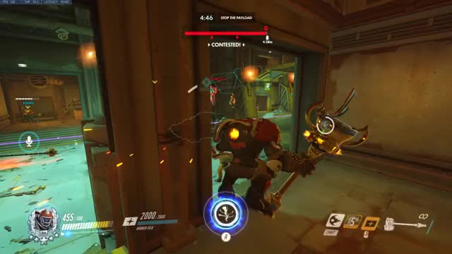 Watch vlc-record-2018-09-02-19h26m38s-Overwatch 2018.09.02 - 19.24.52.07.DVR.mp4- GIF on Gfycat. Discover more overwatch GIFs on Gfycat