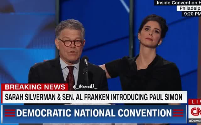 Watch Sarah Silverman, Al Franken GIF by MarcusD (@-marcusd-) on Gfycat. Discover more related GIFs on Gfycat