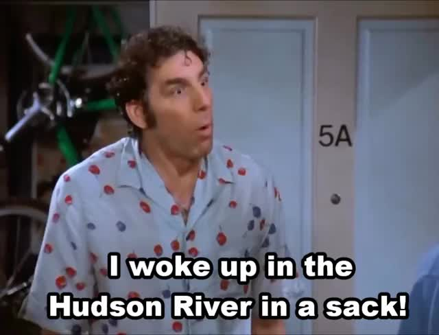 Watch and share Seinfeld GIFs and Kramer GIFs by Falconbox on Gfycat