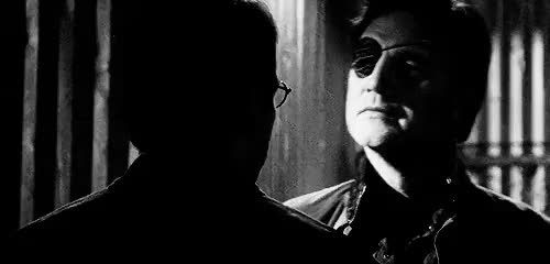 Watch The Governor In Monochrome + Prey  GIF on Gfycat. Discover more clutterbooty, corlgrimes, myset, tgim, twdedit, woodburykingblake, zuzzolek GIFs on Gfycat