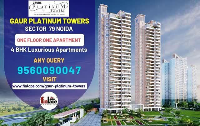 Watch and share Gaur Platinum Towers Noida GIFs on Gfycat