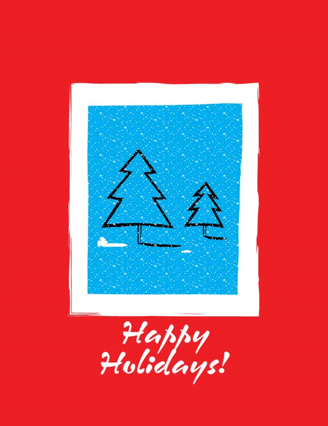 Watch and share Happy Holidays GIFs by DOWNSIGN on Gfycat