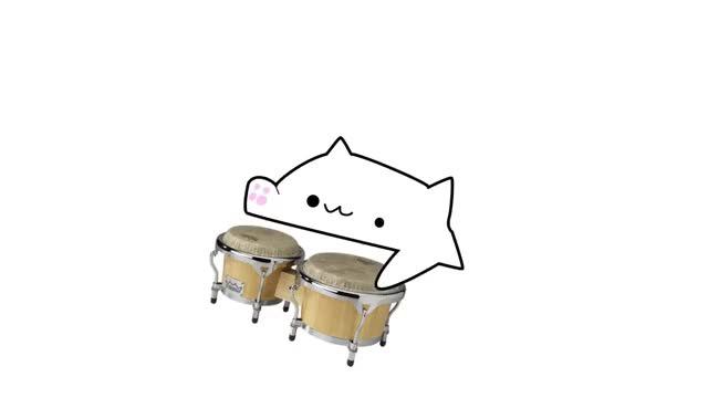 Watch Neon Genesis Evangelion bongo cat meme GIF on Gfycat. Discover more related GIFs on Gfycat