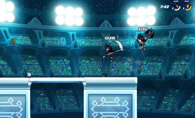 Watch Scythe Combo GIF on Gfycat. Discover more Brawlhalla, Combo, Mordex, Scythe GIFs on Gfycat