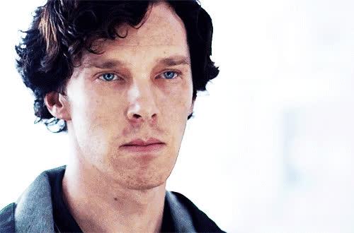 benedict, bitch, cumberbatch, epic, eye, eye roll, eyeroll, god, my, no, oh, omg, please, roll, seriously, sherlock, way, Sherlock - Eye roll GIFs