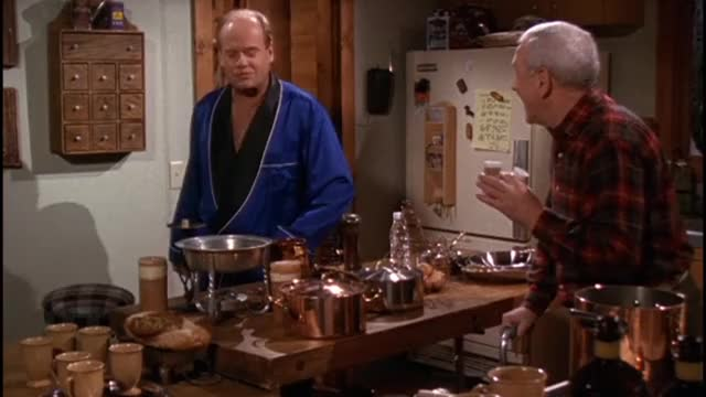 Watch and share Frasier Dressing Gown GIFs on Gfycat